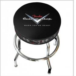 "Bar Stools Fender Custum Shop Pinstripe 24"""