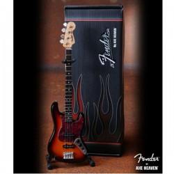 Réplique miniature Fender, Fender Jazz Bass, Sunburst
