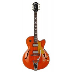 Cort Yorktown-BV Transparent Orange
