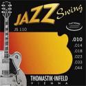 Cordes de guitares Jazz/Flatwound