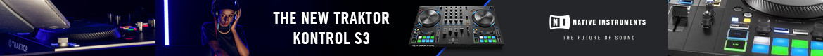 Native Instruments The New Traktor Kontrol S3