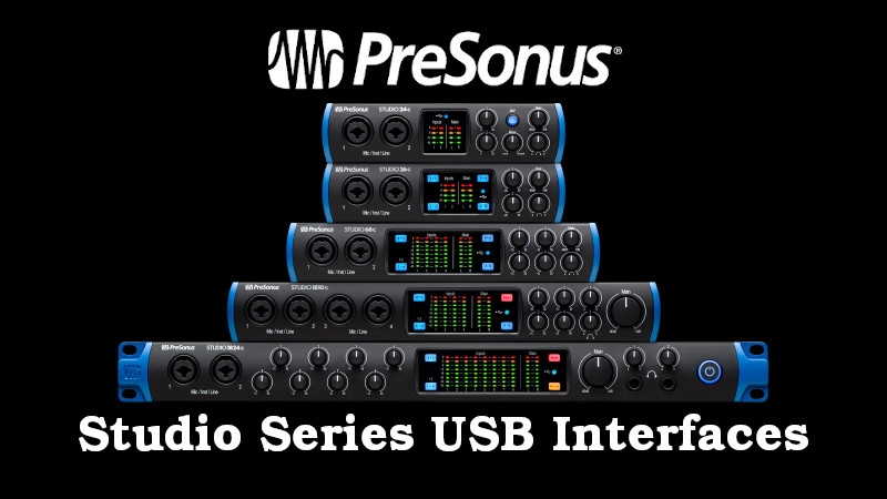 Presonus Studio USB Interface